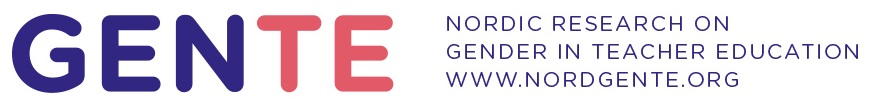 Nordic Research on Gender in Teacher Education